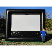 16-ft Inflatable  Movie Screen