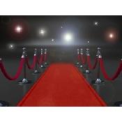Red Carpet Run Way