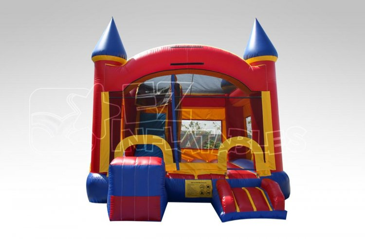 Royal Castle  Bounce House Combo