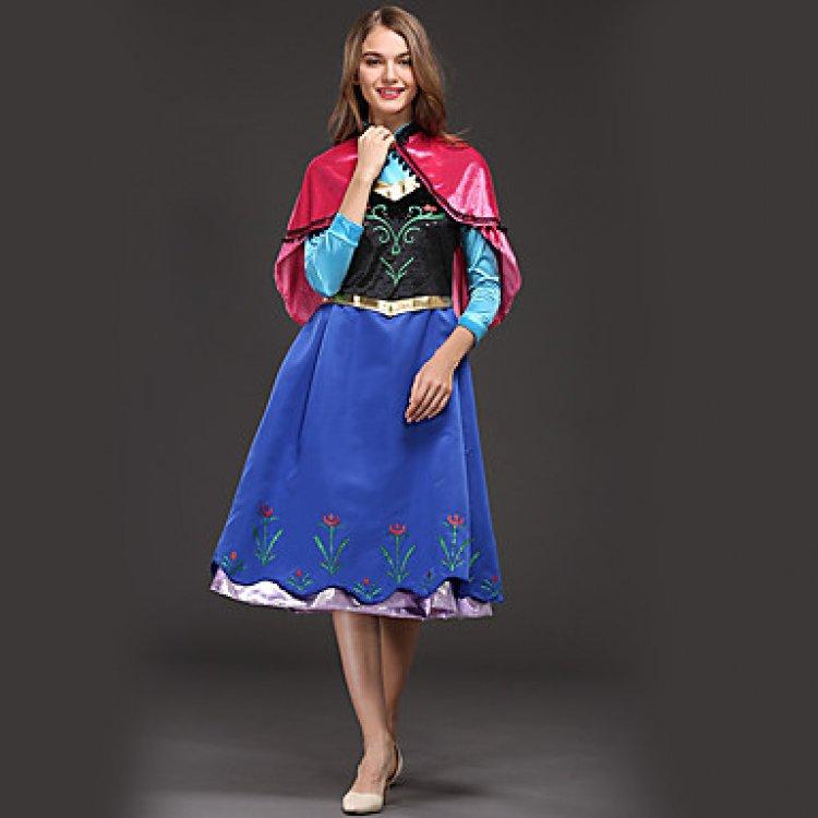 Anna.Frozen 523172612 big Anna - Costume Only