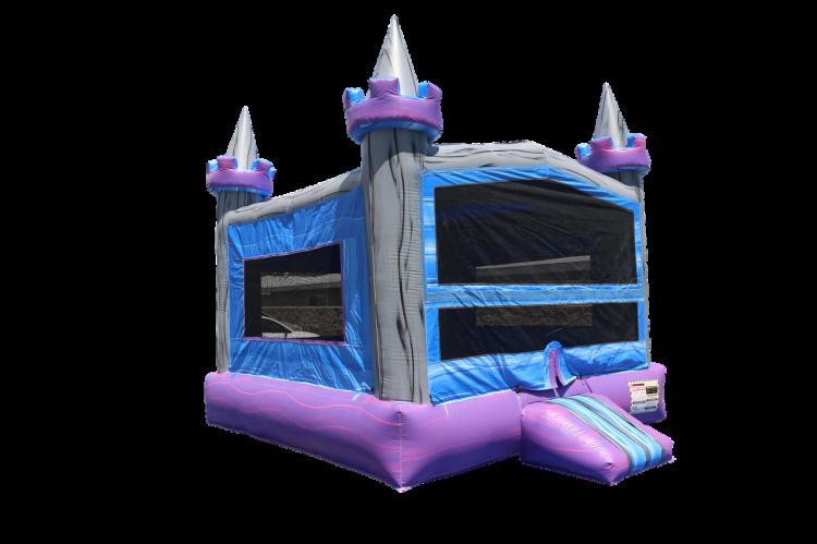Crystal Castle Bounce House