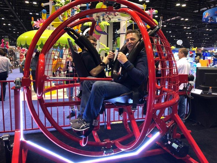 GyroBall 17514810 big Gyro Ball