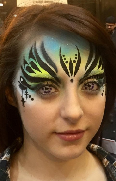 Airbrush Face Painting & Tattoos