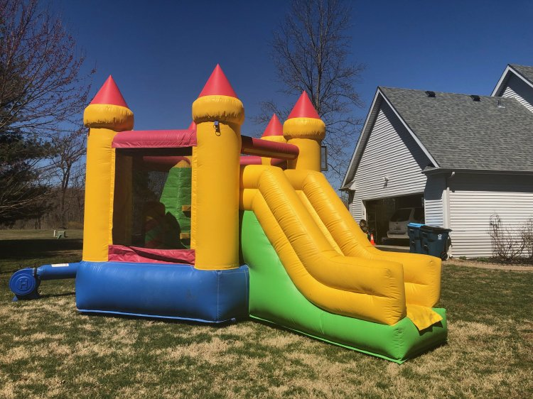 Lil.Tykes .combo .side 130608409 big Lil Tike Toddler Bounce House Combo