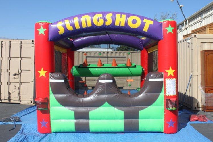Inflatable Sling Shot