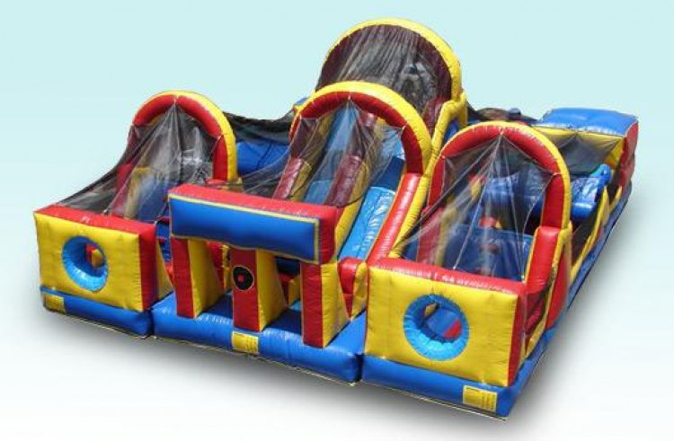 Xtreme Rush II Obstacle Course