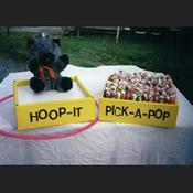 Pick -A-Pop Game