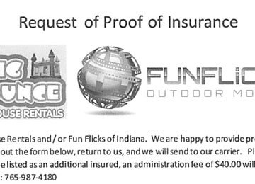 request form Taxes-Insurance