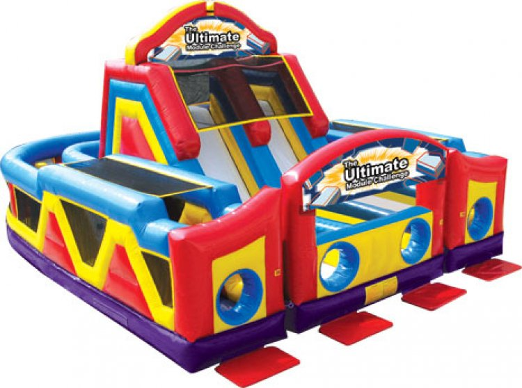 Ultimate Challenge Obstacle course