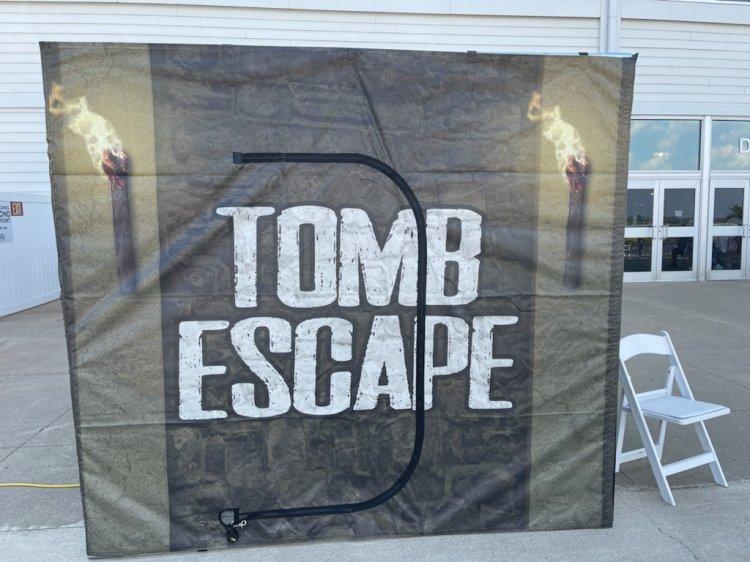 Tomb Escape Room